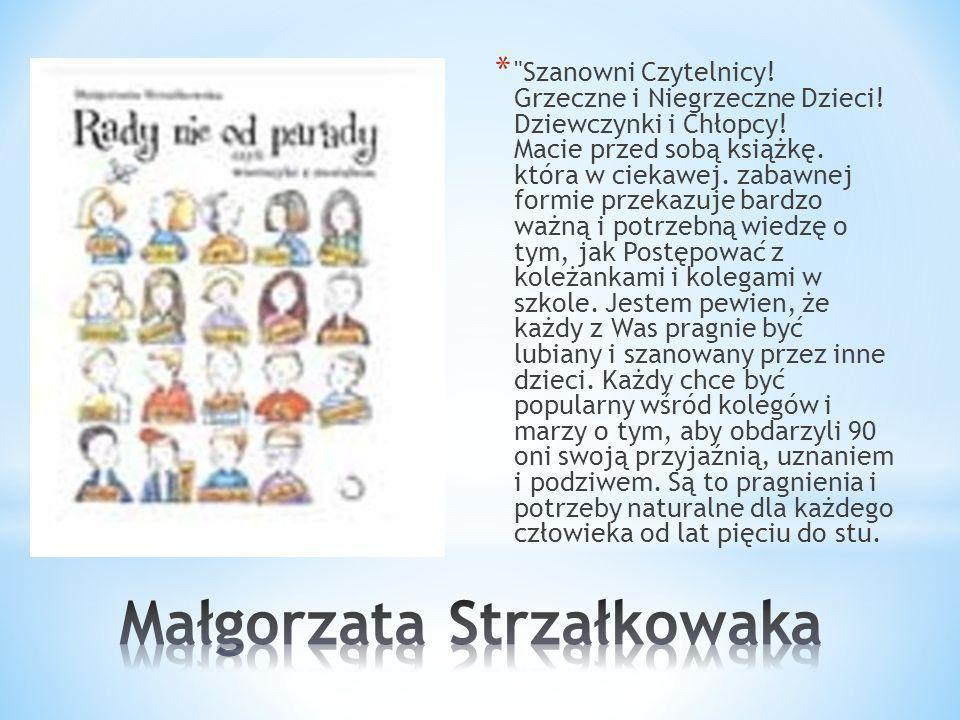 Małgorzata Strzałkowaka