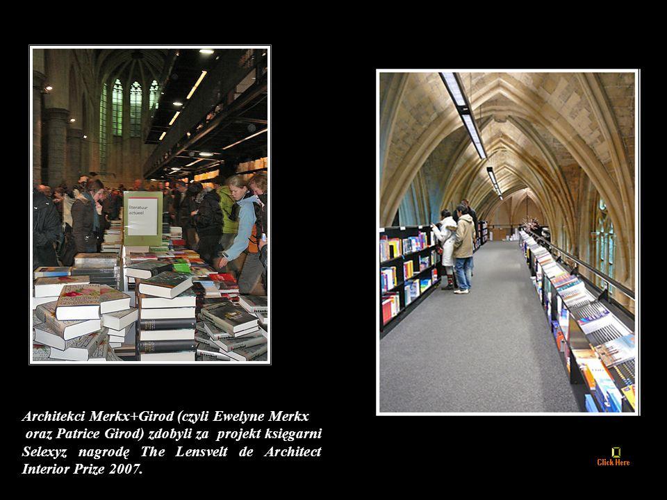 Architekci Merkx+Girod (czyli Ewelyne Merkx