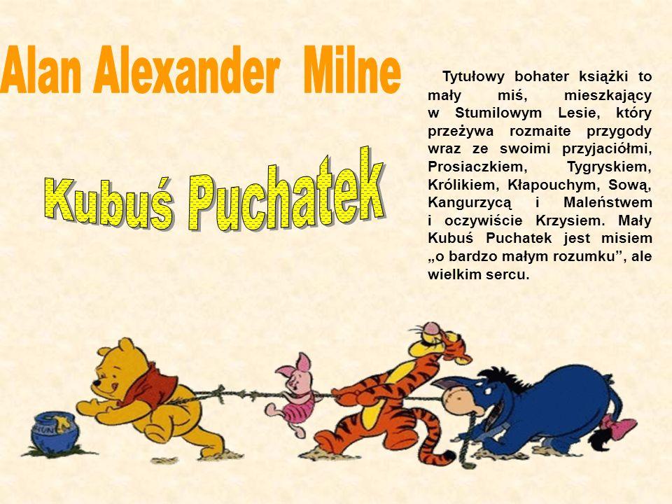 Kubuś Puchatek Alan Alexander Milne