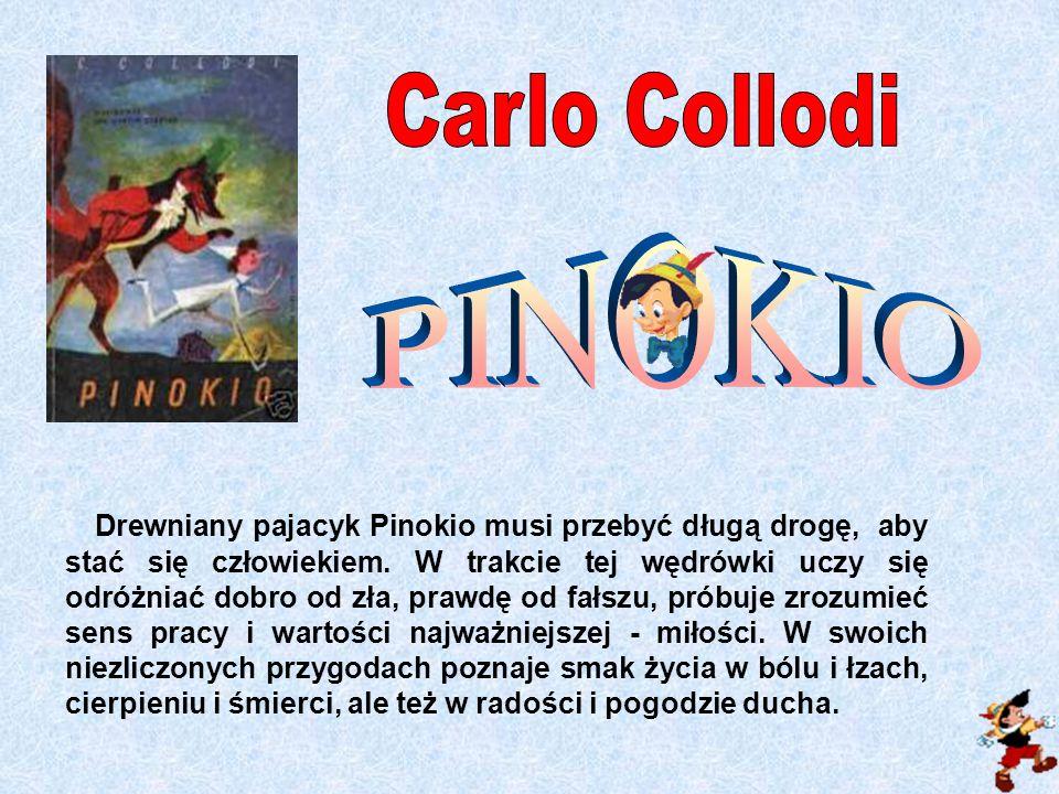 Carlo Collodi PINOKIO.