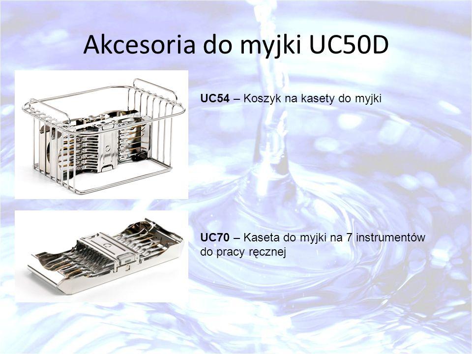 Akcesoria do myjki UC50D UC54 – Koszyk na kasety do myjki