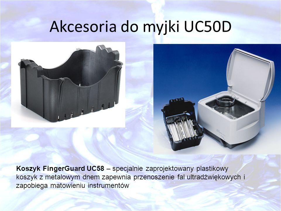 Akcesoria do myjki UC50D
