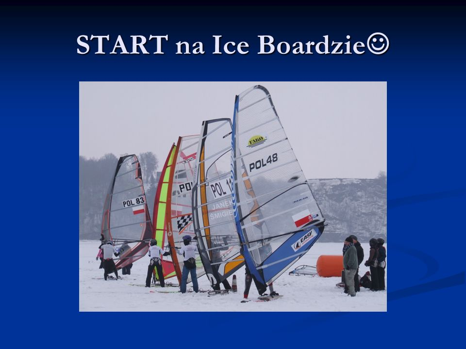 START na Ice Boardzie