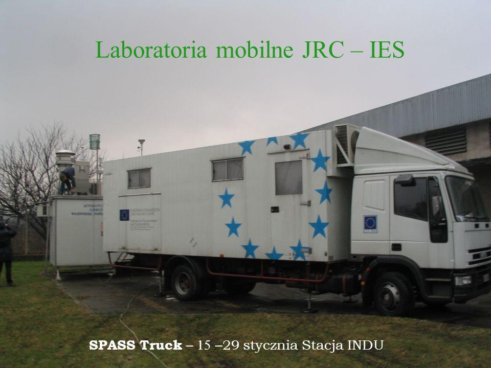 Laboratoria mobilne JRC – IES