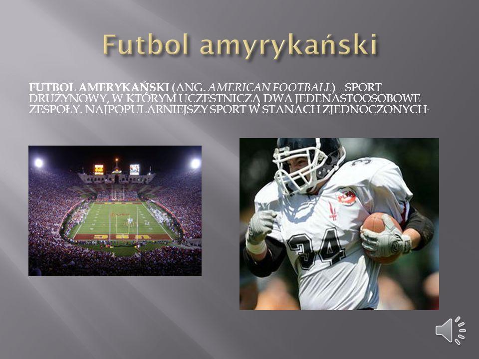 Futbol amyrykański