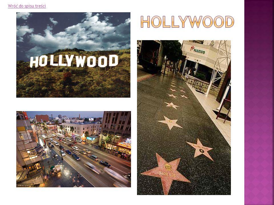 Wróć do spisu treści Hollywood