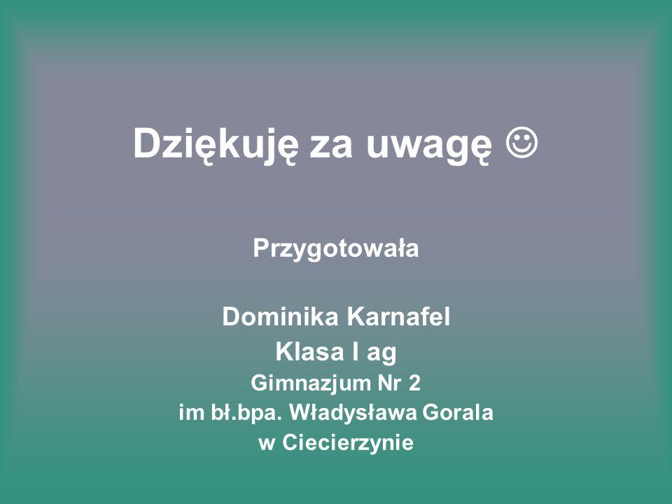 im bł.bpa. Władysława Gorala