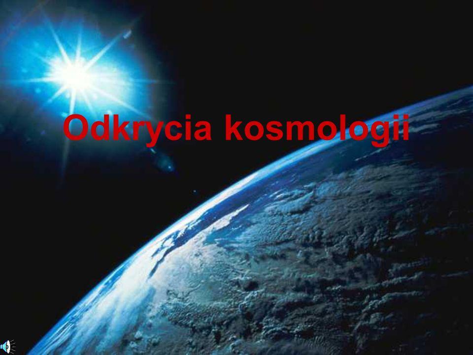 Odkrycia kosmologii