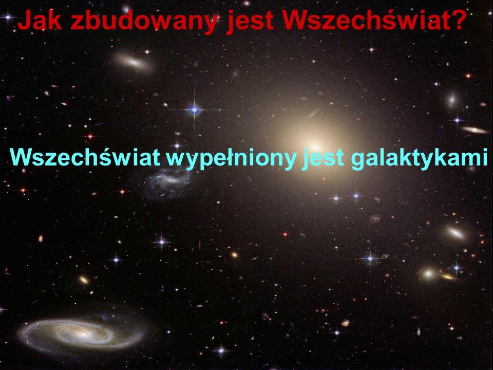 Jak zbudowany jest Wszechświat