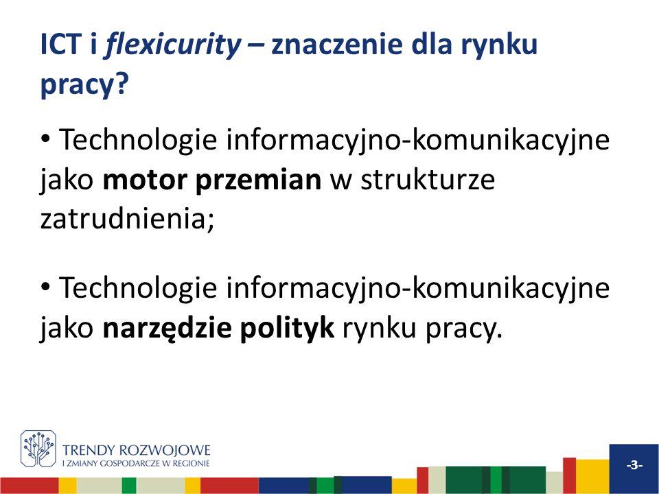 ICT i flexicurity – znaczenie dla rynku pracy