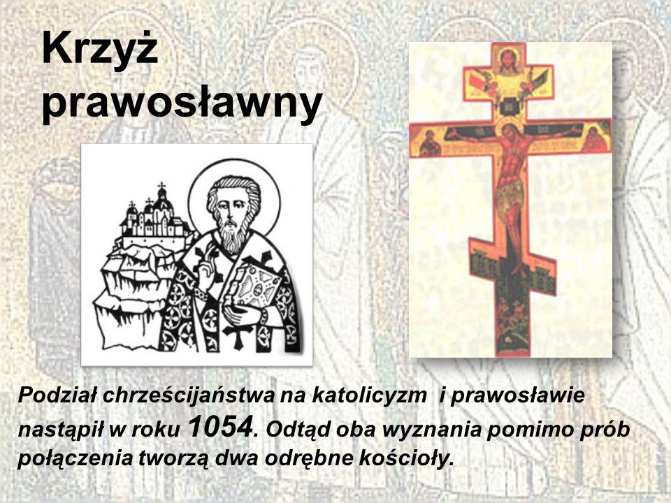 Krzyż prawosławny