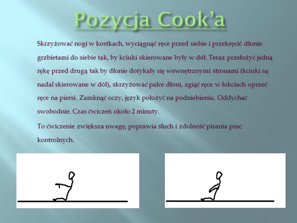 Pozycja Cook'a