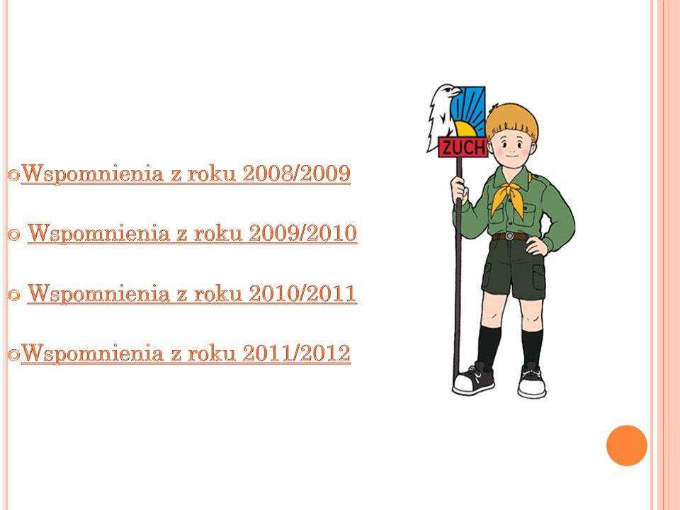 Wspomnienia z roku 2008/2009 Wspomnienia z roku 2009/2010.