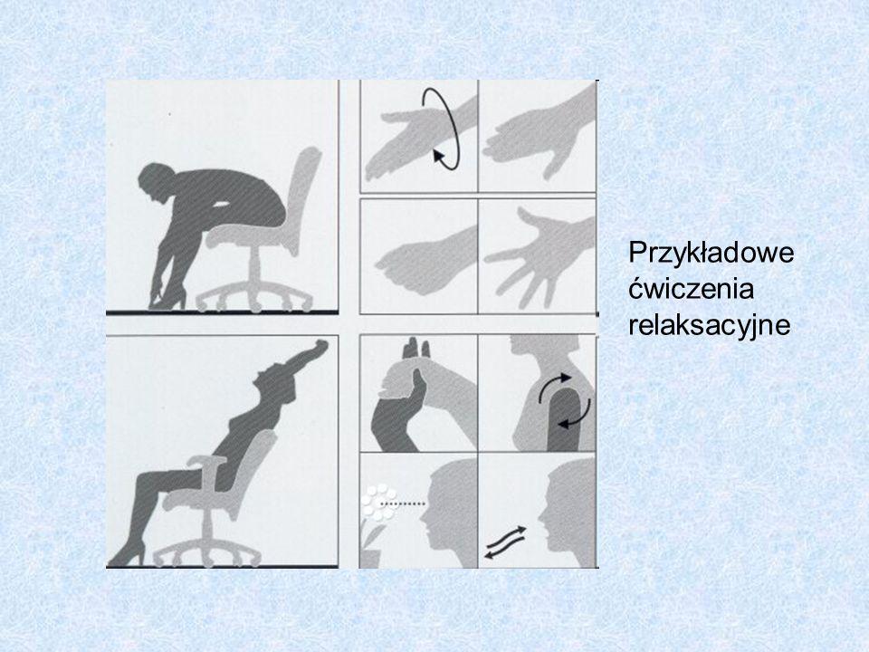 Przykładowe ćwiczenia relaksacyjne