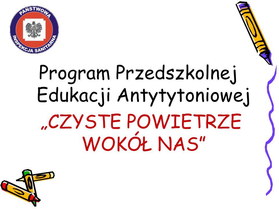 Program Przedszkolnej Edukacji Antytytoniowej