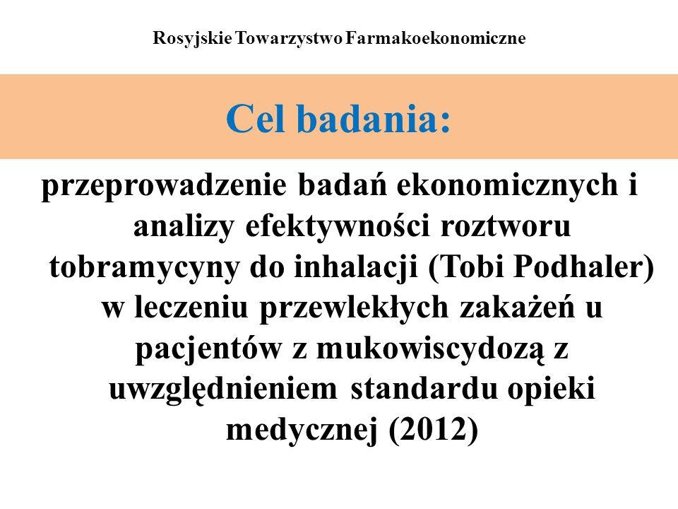 Rosyjskie Towarzystwo Farmakoekonomiczne