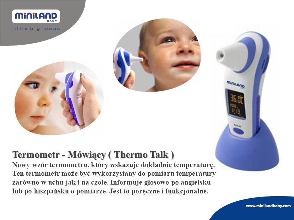 Termometr - Mówiący ( Thermo Talk )