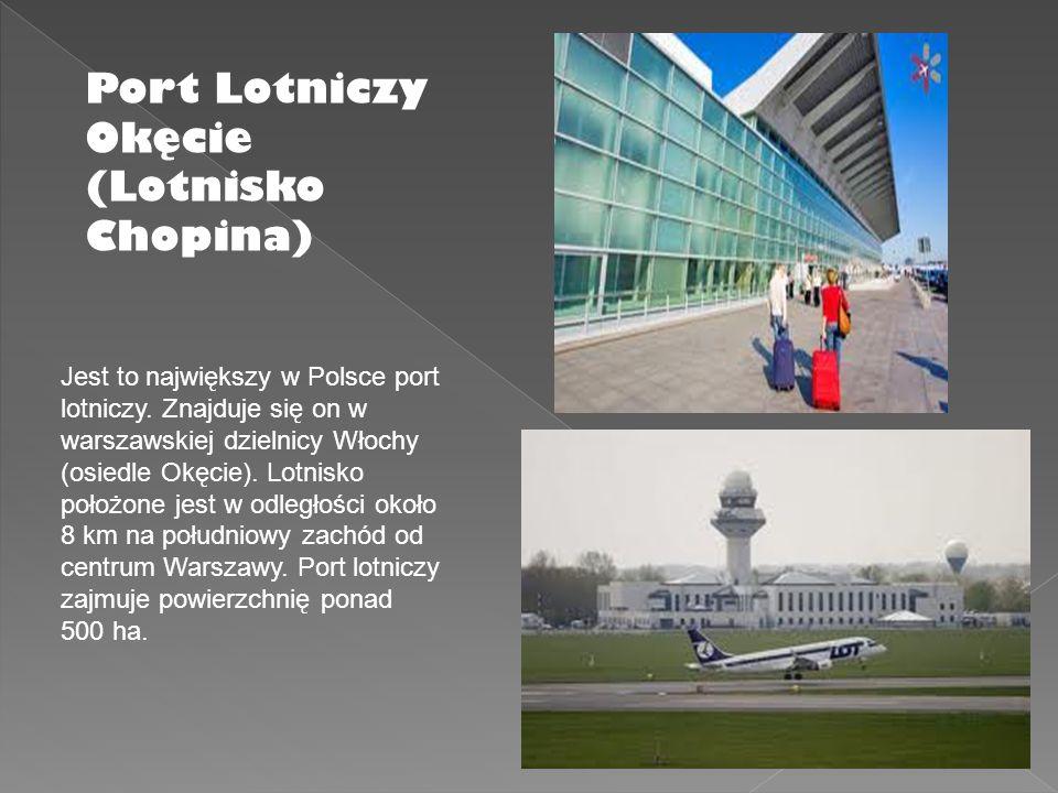 Port Lotniczy Okęcie (Lotnisko Chopina)