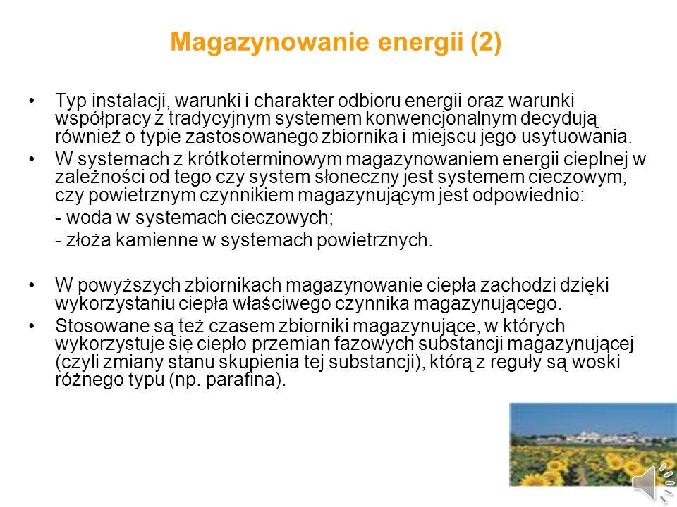 Magazynowanie energii (2)