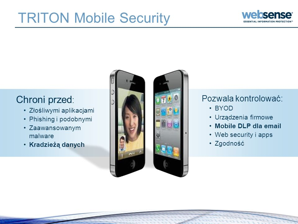 TRITON Mobile Security