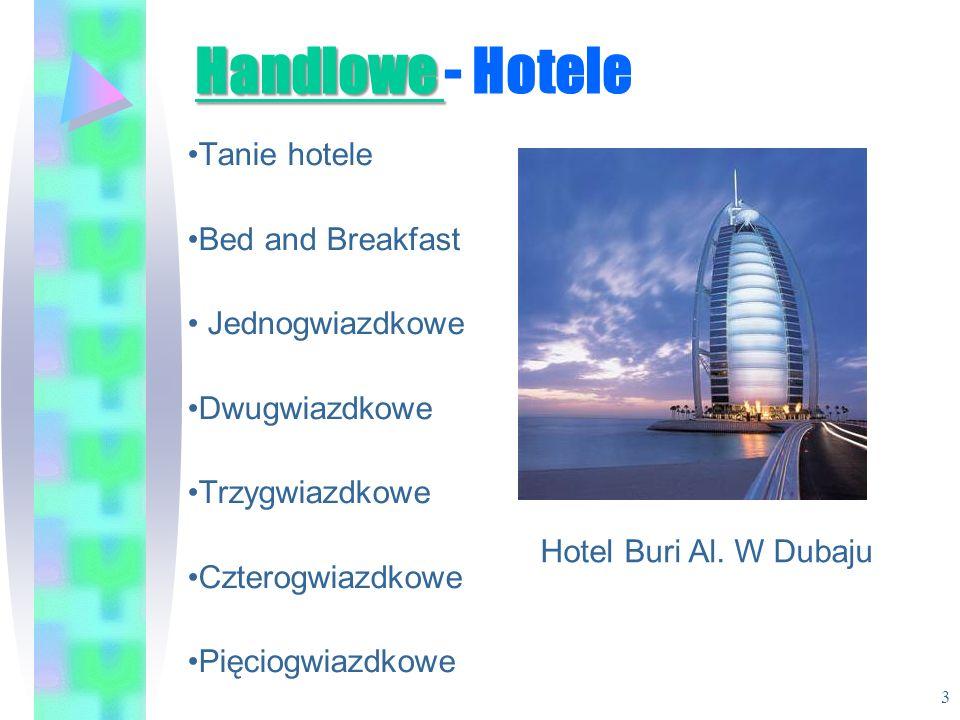 Handlowe - Hotele Tanie hotele Bed and Breakfast Jednogwiazdkowe