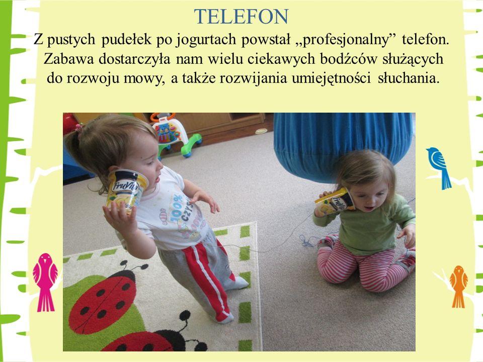"""TELEFON Z pustych pudełek po jogurtach powstał """"profesjonalny telefon"""