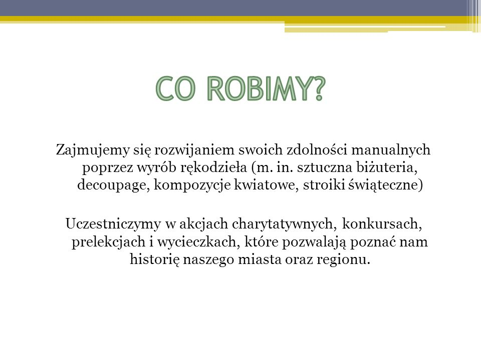 CO ROBIMY