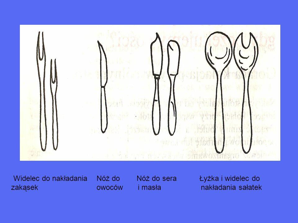 Widelec do nakładania Nóż do Nóż do sera Łyżka i widelec do zakąsek owoców i masła nakładania sałatek