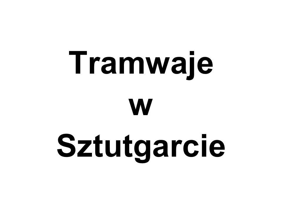 Tramwaje w Sztutgarcie