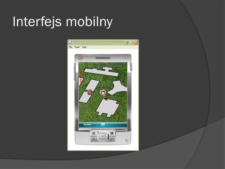 Interfejs mobilny