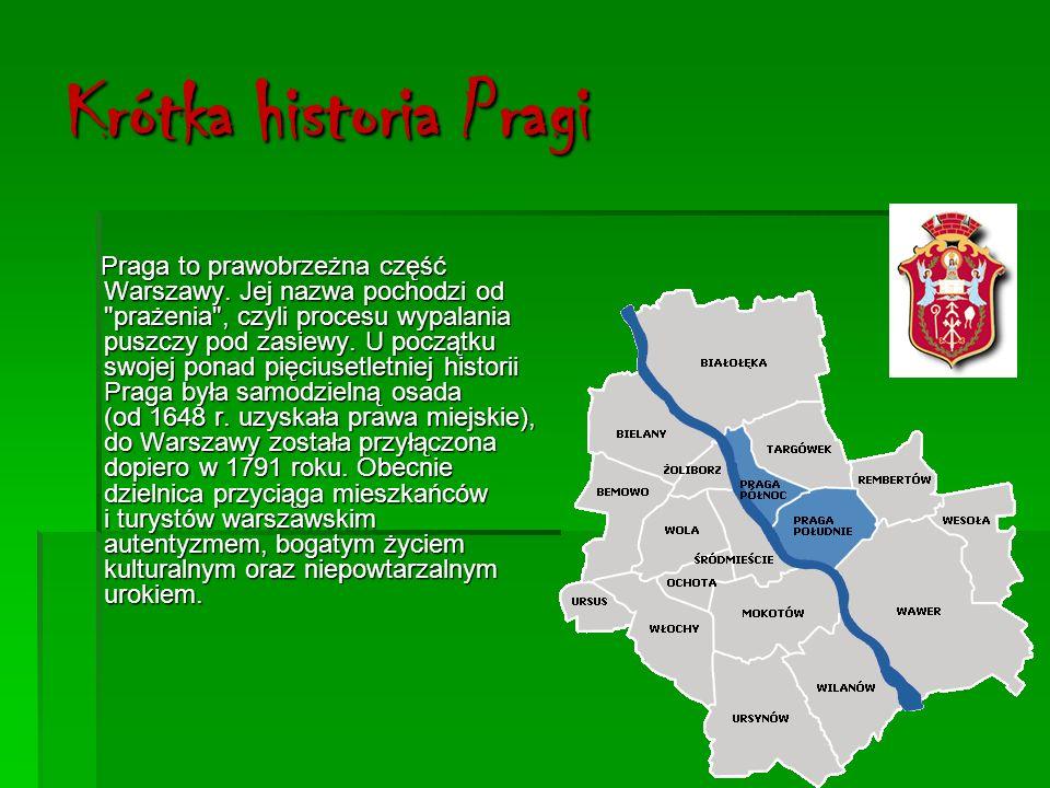 Krótka historia Pragi