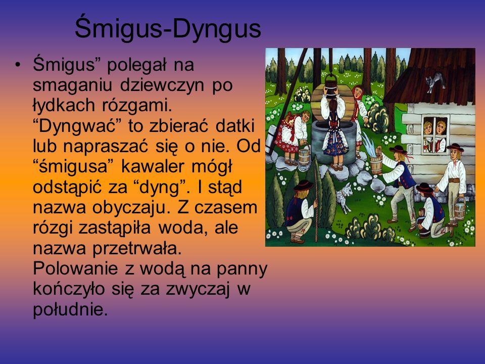 Śmigus-Dyngus
