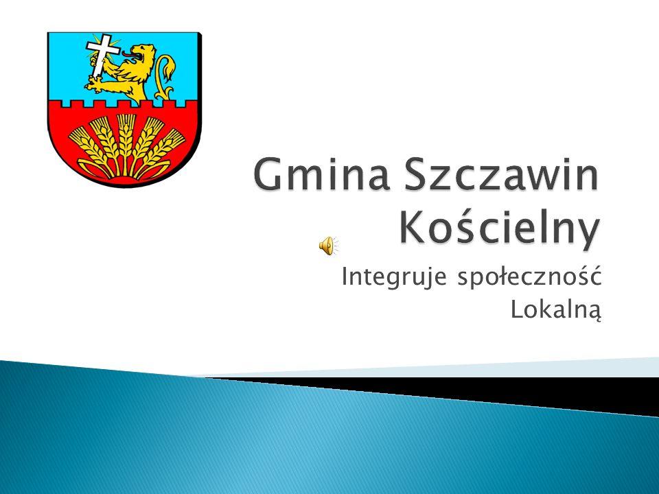 Gmina Szczawin Kościelny