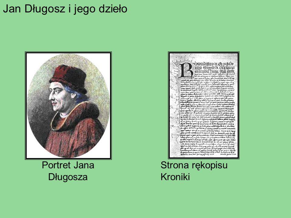 Jan Długosz i jego dzieło