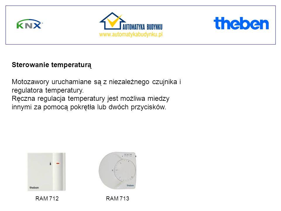 Sterowanie temperaturą