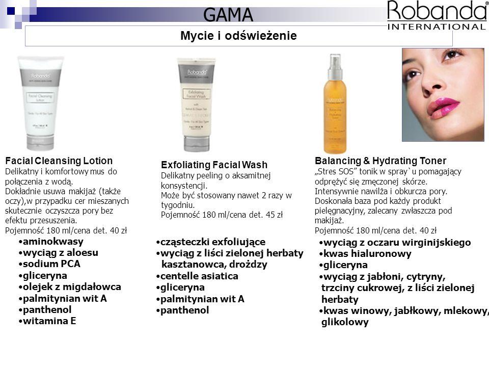 GAMA Mycie i odświeżenie Facial Cleansing Lotion