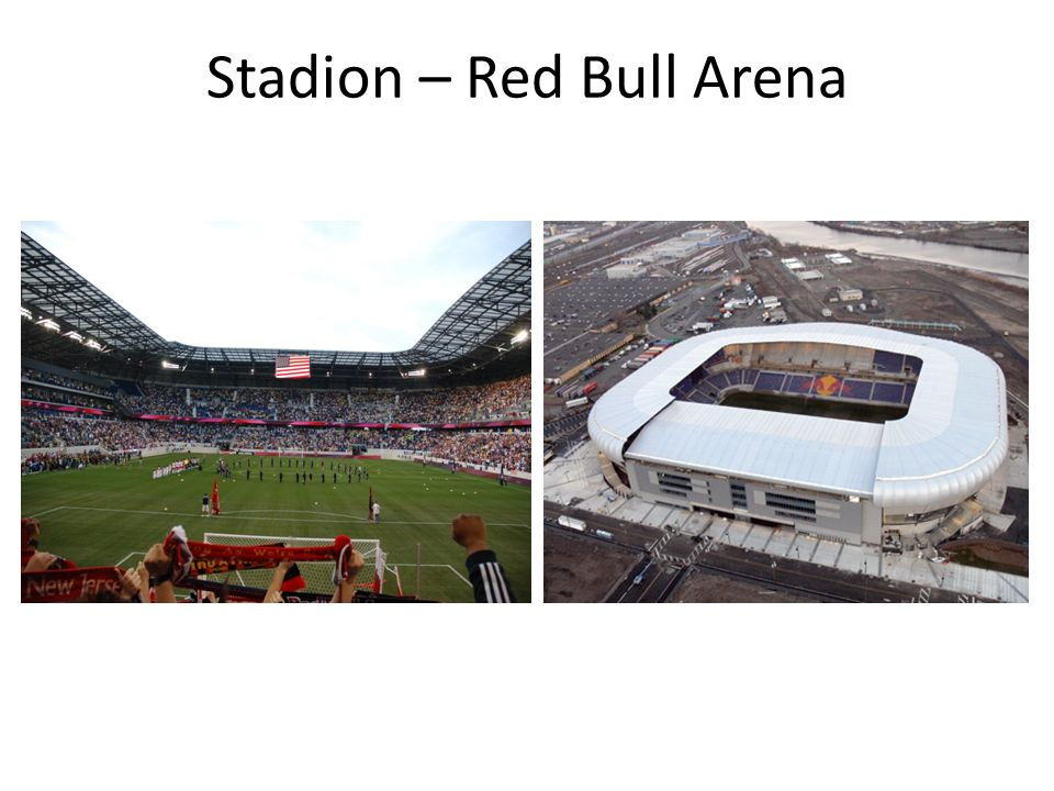 Stadion – Red Bull Arena
