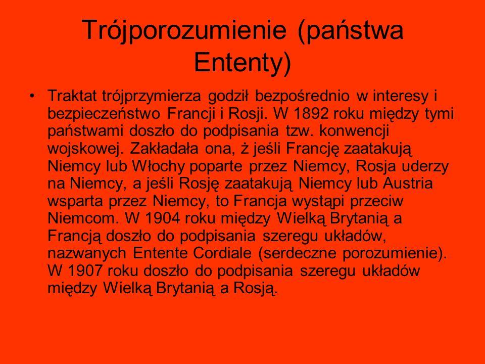 Trójporozumienie (państwa Ententy)