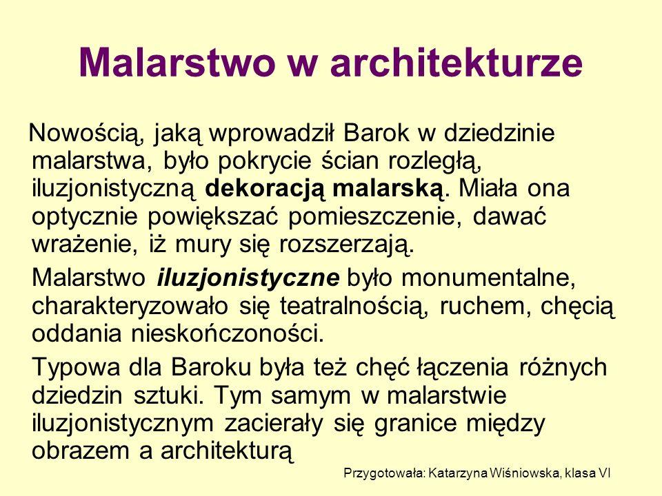 Malarstwo w architekturze