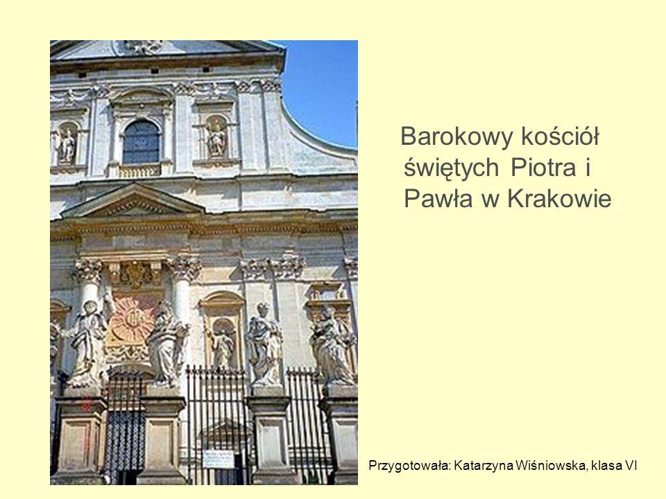 Przygotowała: Katarzyna Wiśniowska, klasa VI