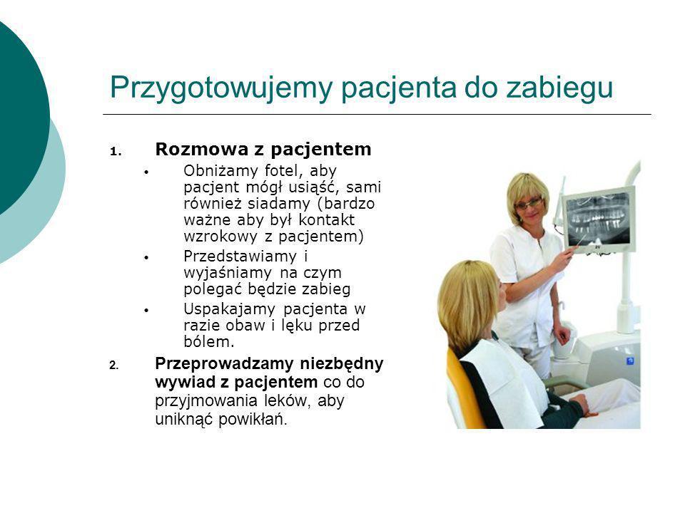 Przygotowujemy pacjenta do zabiegu