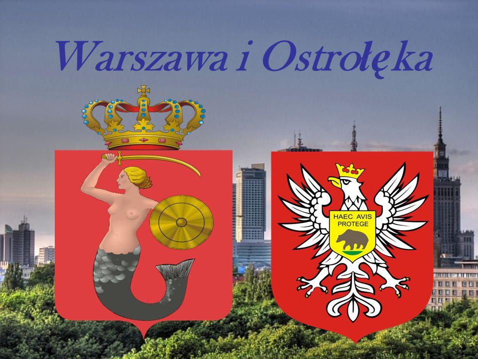 Warszawa i Ostrołęka