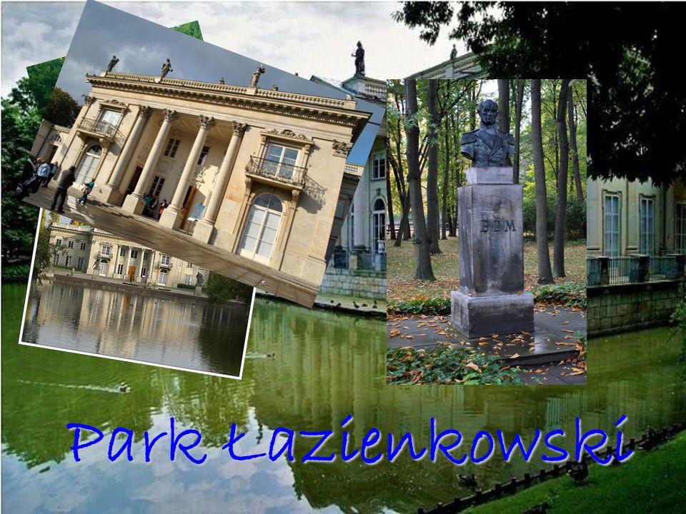 Park Łazienkowski