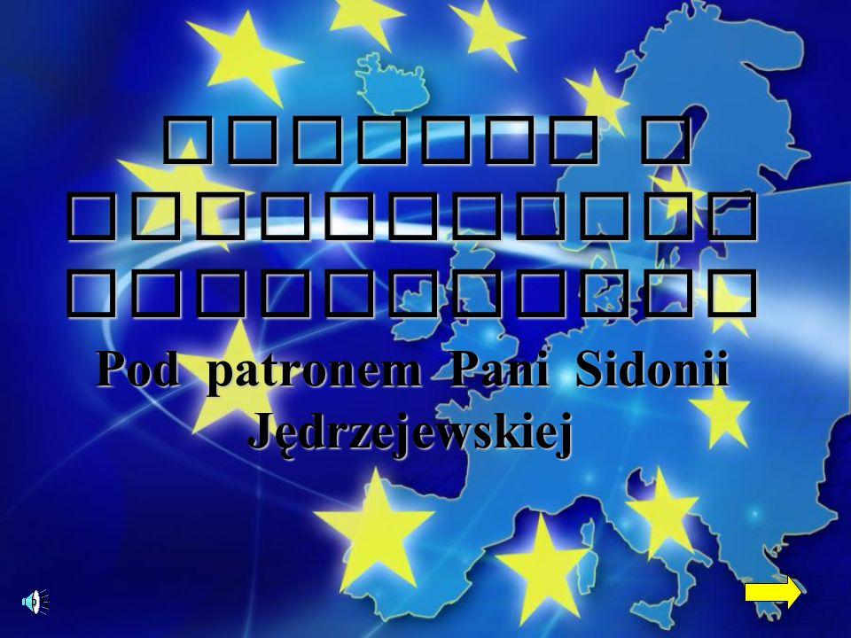 KONKURS O Parlamencie Europejskim Pod patronem Pani Sidonii Jędrzejewskiej