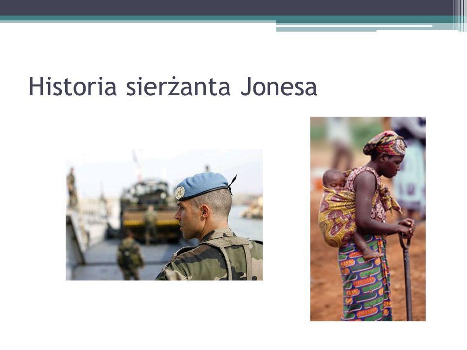Historia sierżanta Jonesa