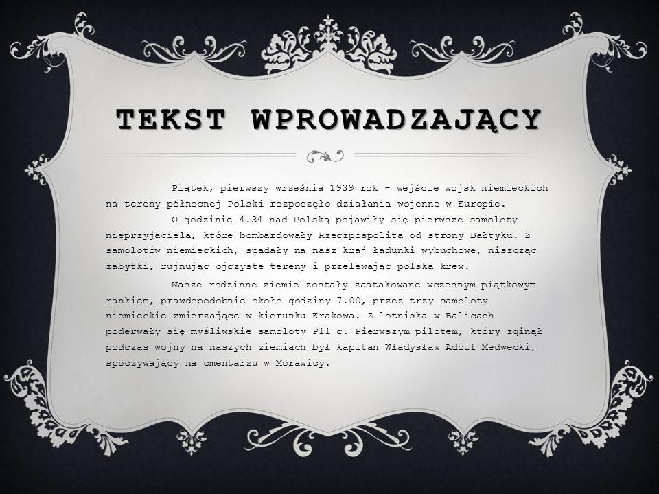 Tekst wprowadzający