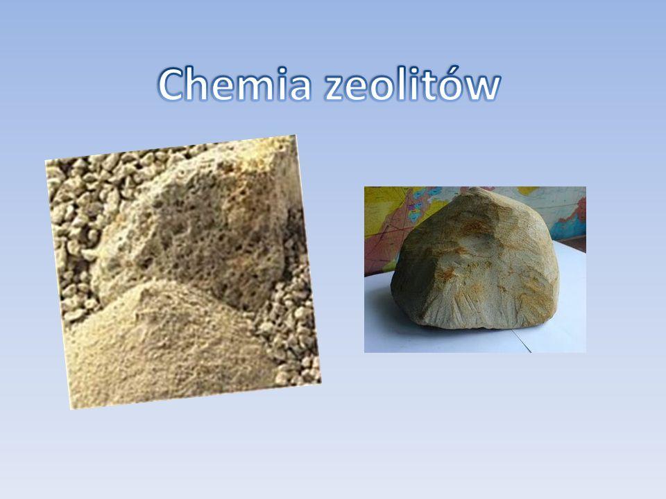 Chemia zeolitów