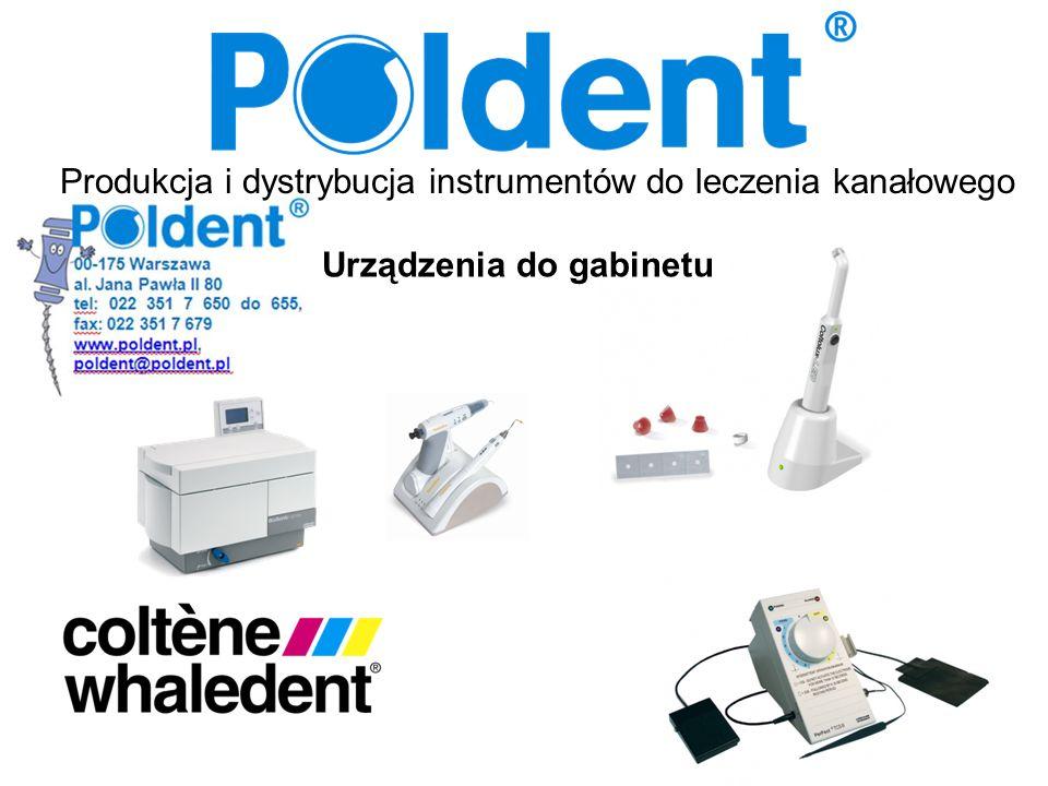 Produkcja i dystrybucja instrumentów do leczenia kanałowego