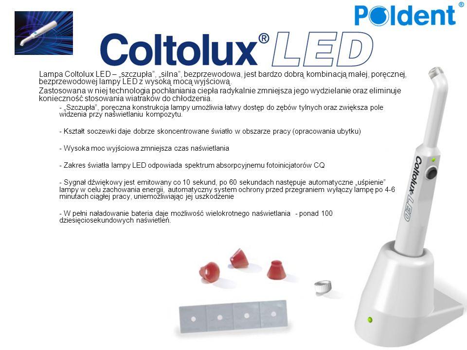 """Lampa Coltolux LED – """"szczupła , """"silna , bezprzewodowa, jest bardzo dobrą kombinacją małej, poręcznej, bezprzewodowej lampy LED z wysoką mocą wyjściową."""