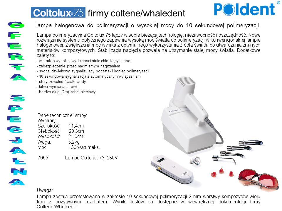 Coltolux 75 firmy coltene/whaledent